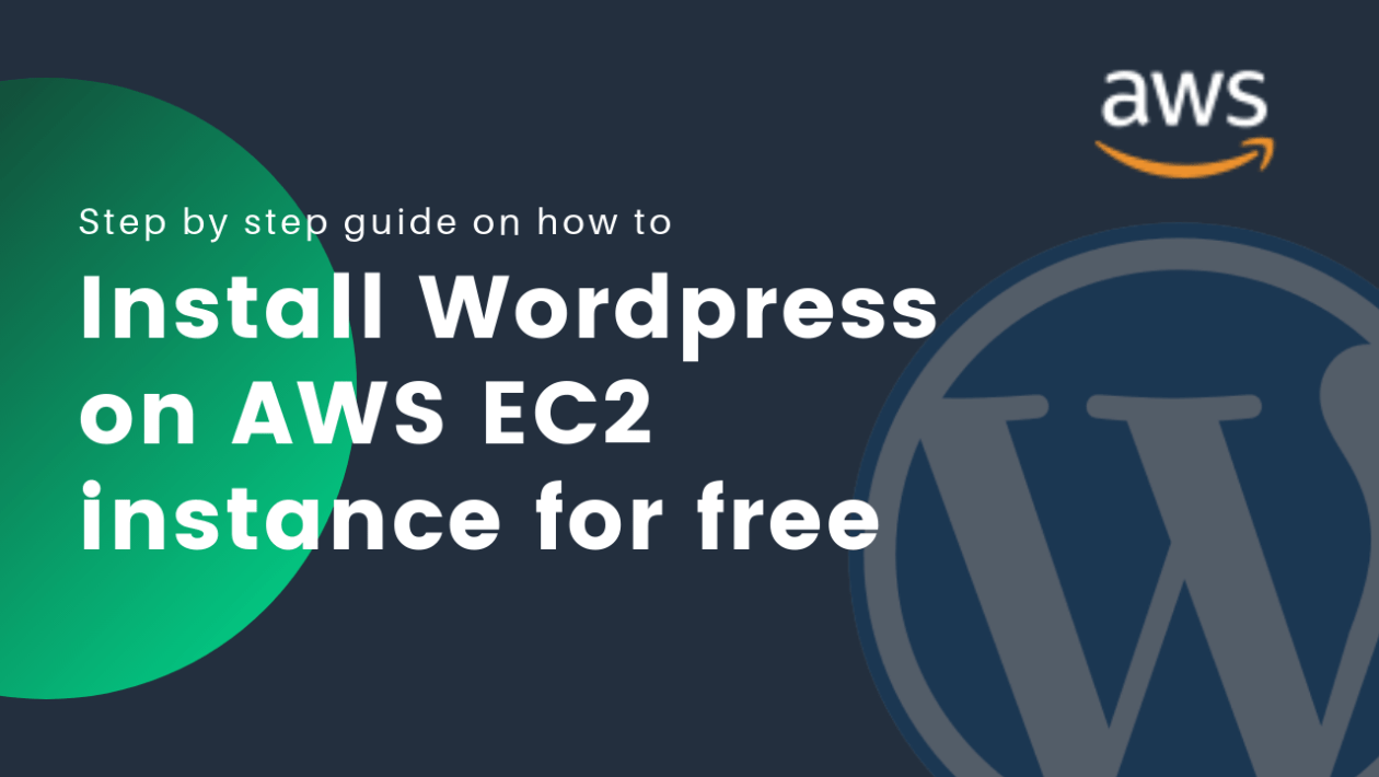 Install Wordpress on AWS for free in just 5 minutes