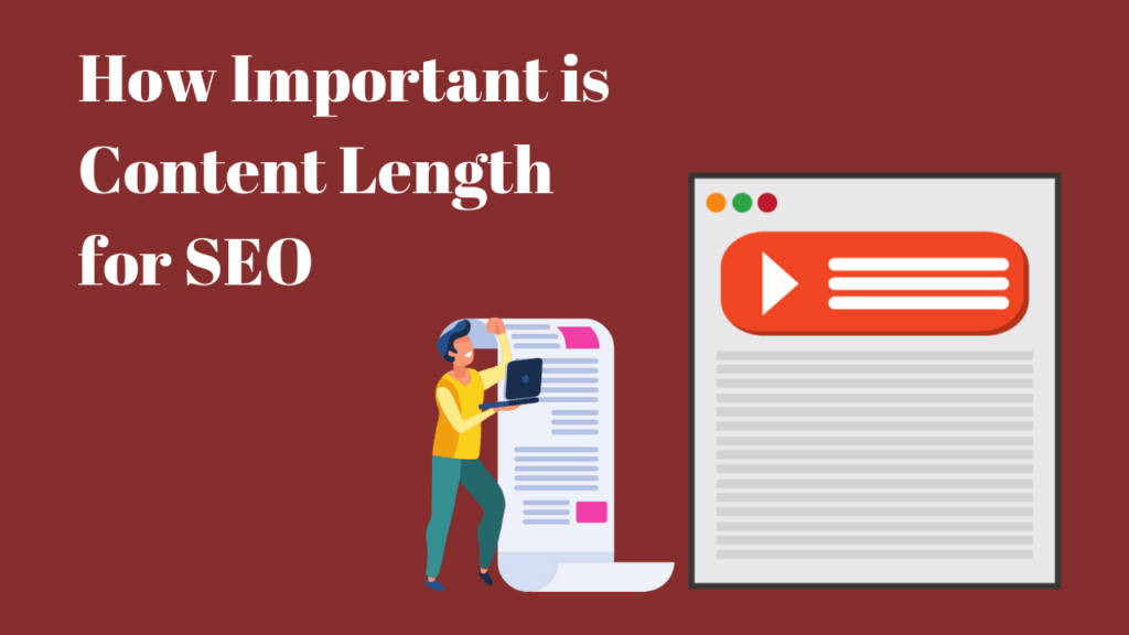 Content length for SEO