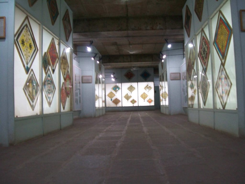Kite Museum in Ahmedabad Tourist places list