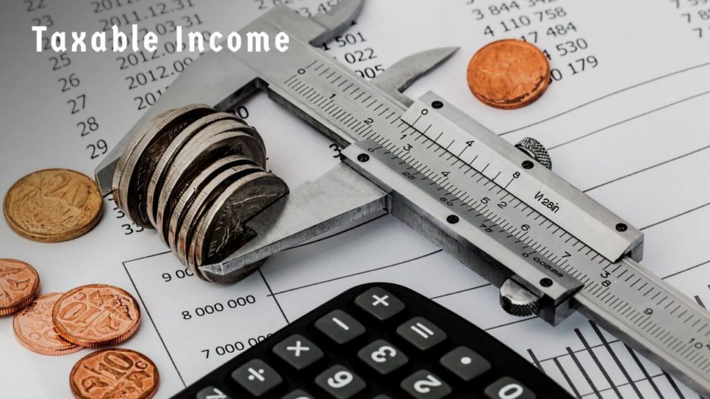 What is taxable income