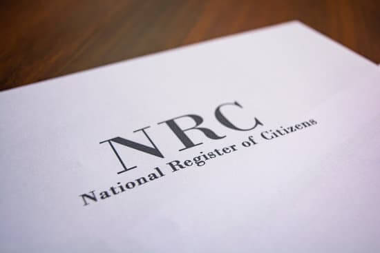 Who invented National Register of Citizens (NRC)