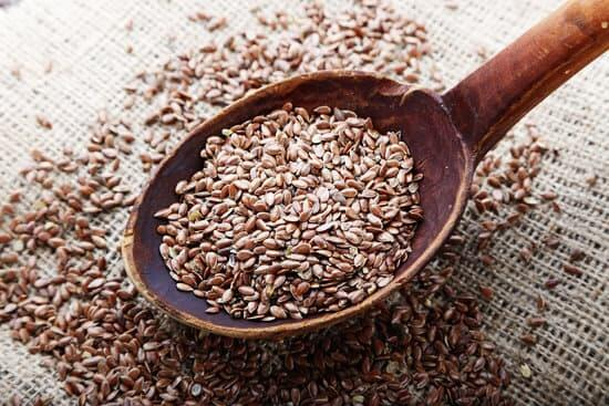 Flax seeds helps you to concentrate when studying