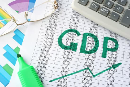 How GDP affects