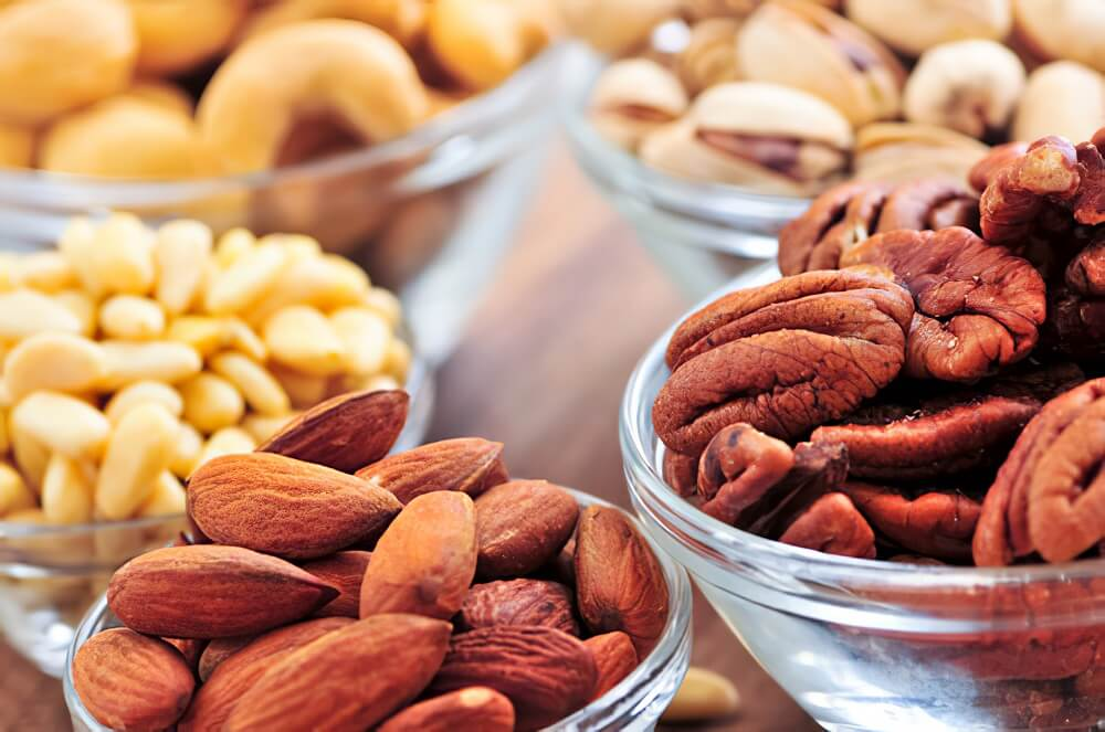 Dry Fruits to reduce cholesterol