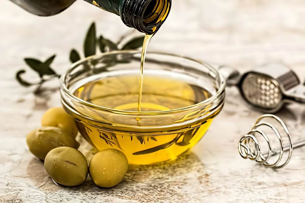 Olive oil to reduce cholesterol
