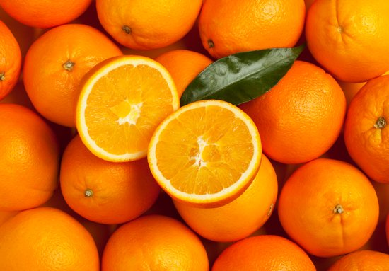 Orange helps you to concentrate when studying