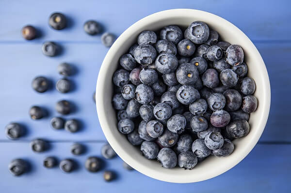 Blueberries (the most nutrient-dense super food)