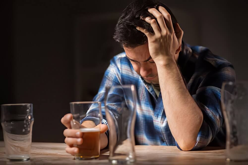 Alcohol Abuse can cause low testosterone levels