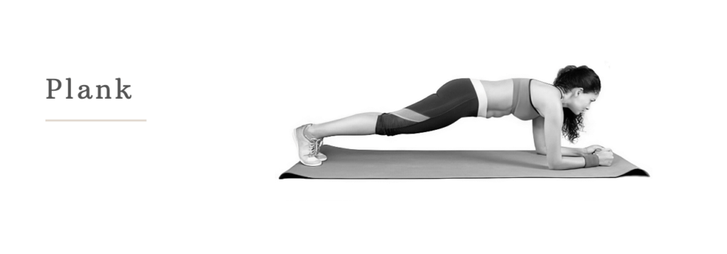 Plank to lose belly fat