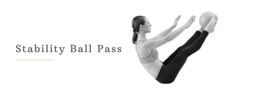 Stability ball pass to lose belly fat in 3 days