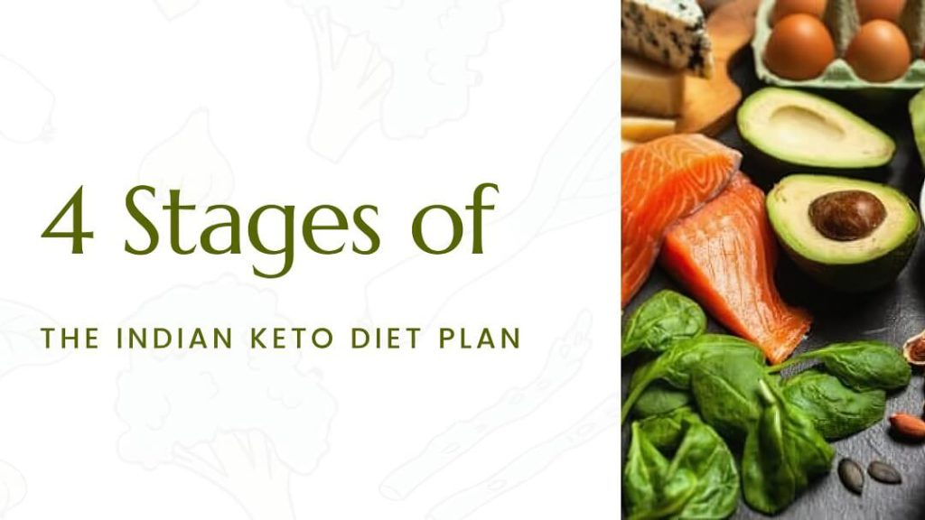 4 stages of keto diet plan
