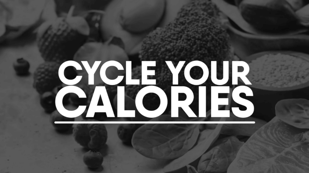 cycle your calories