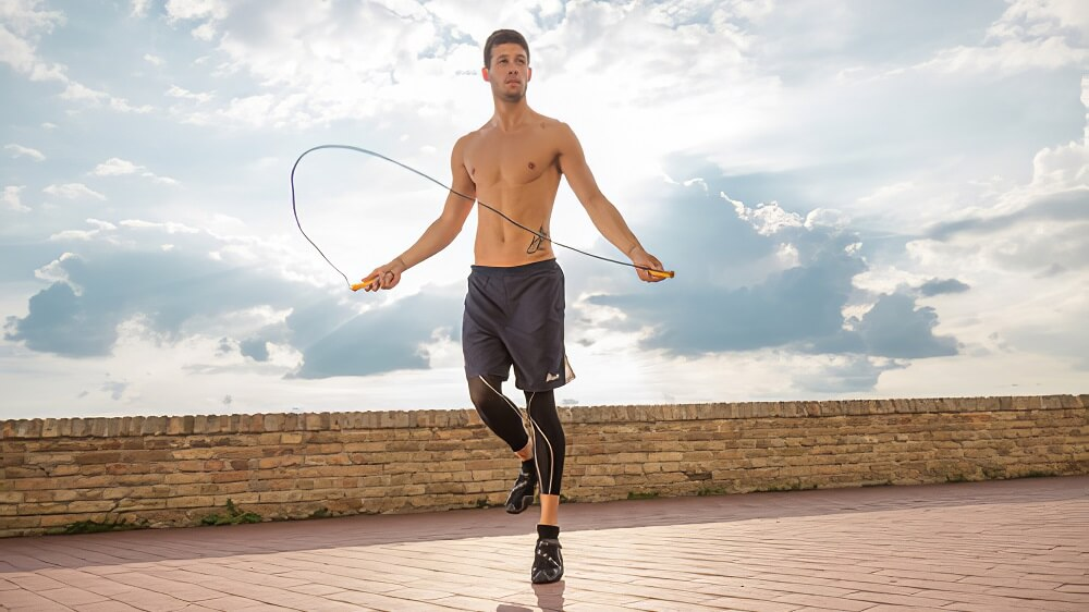 Why jump rope 30 minutes a day