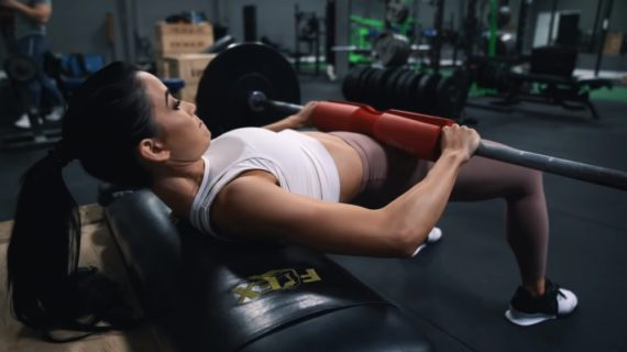 How to do a hip thrust exercise [Build Great Glutes]