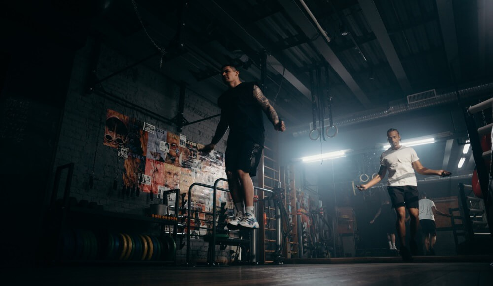 Jump rope improves your coordination