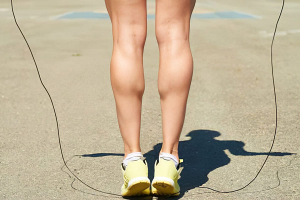 how to build calf muscle
