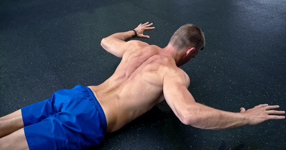 Arch Up exercise