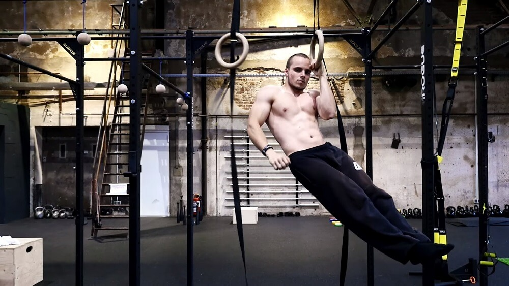 Negative One Arm Pull-Up