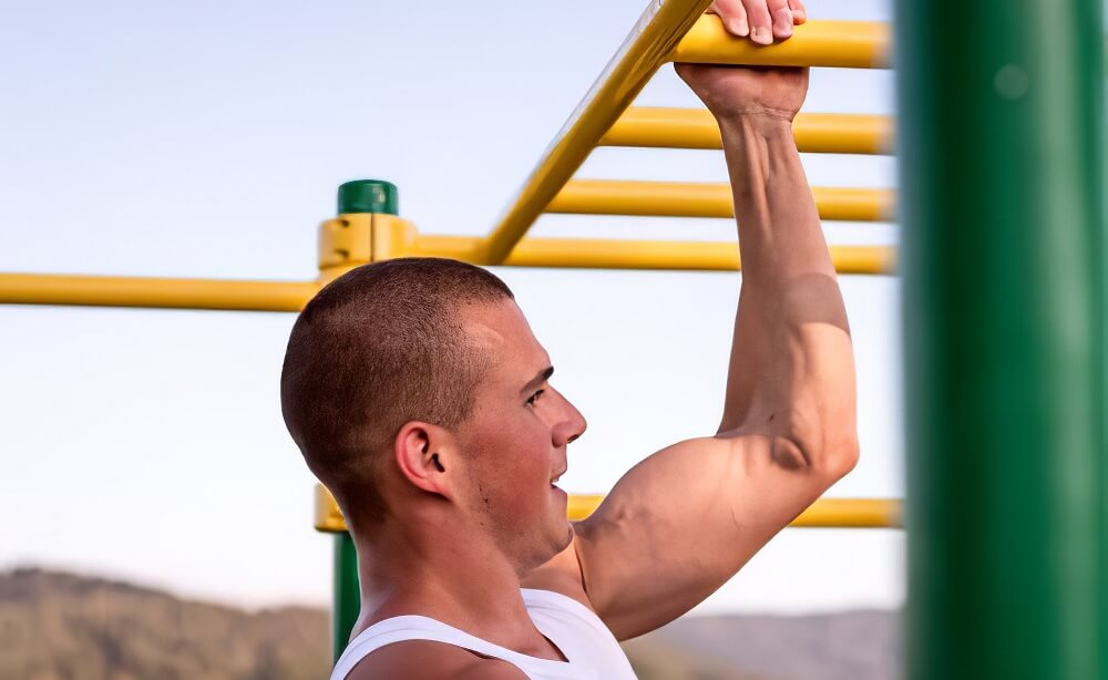 how to do one arm pull up