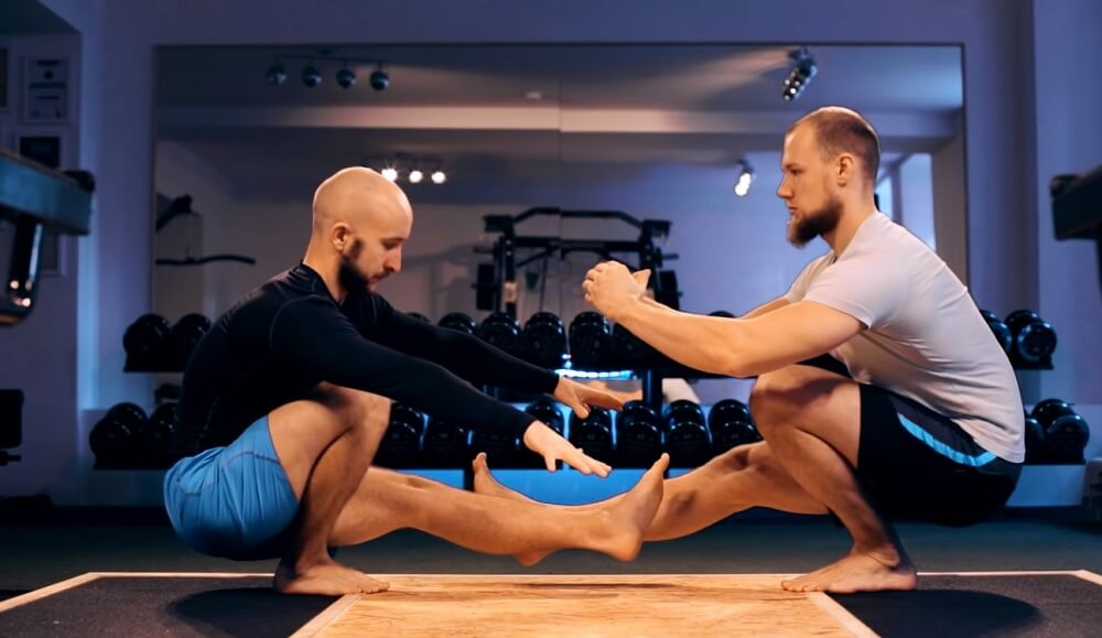 Bodyweight variations vs weighted squats