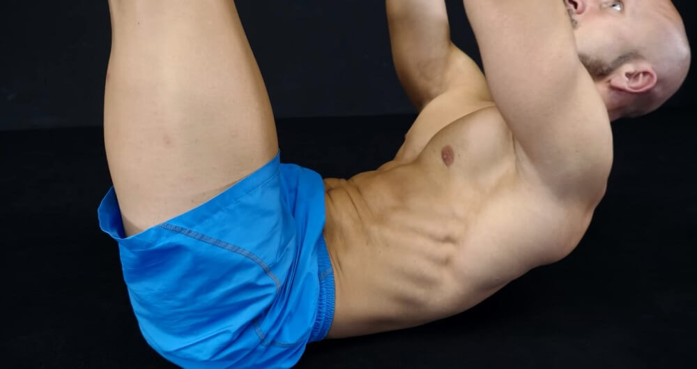 Don't train abs to burn belly fat