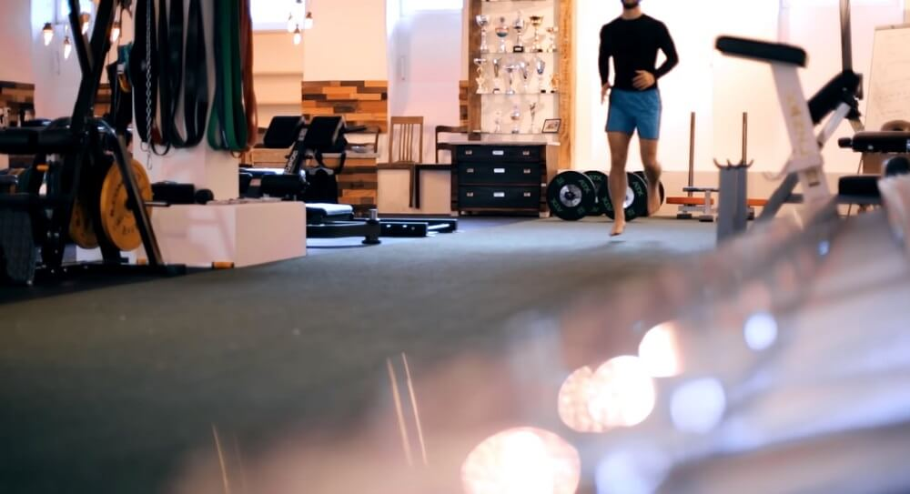 Warm-up and mobility
