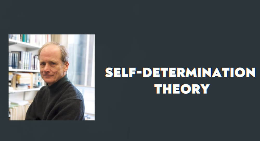 Self-determination theory to figure out what to do with your life