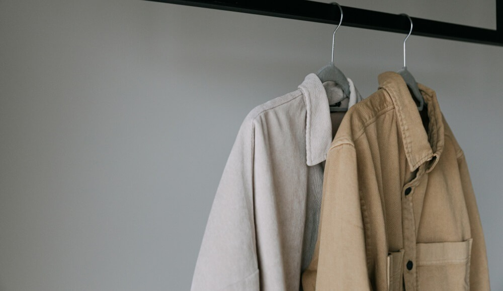 to become a minimalist Wear fewer clothes