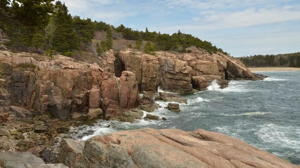Acadia National Park (Maine) - one of the best rock climbing places in the USA