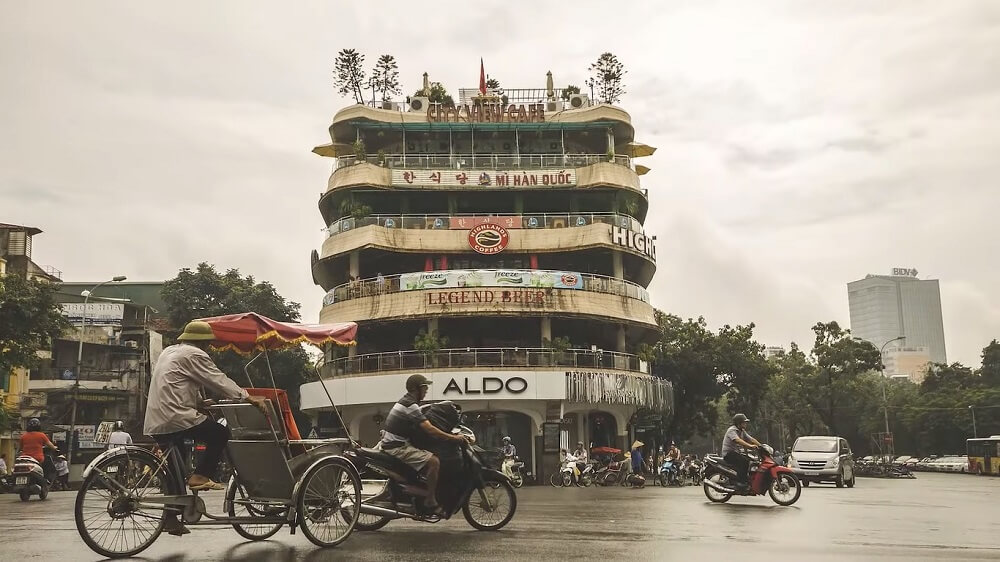 Hanoi is the best place to visit in vietnam
