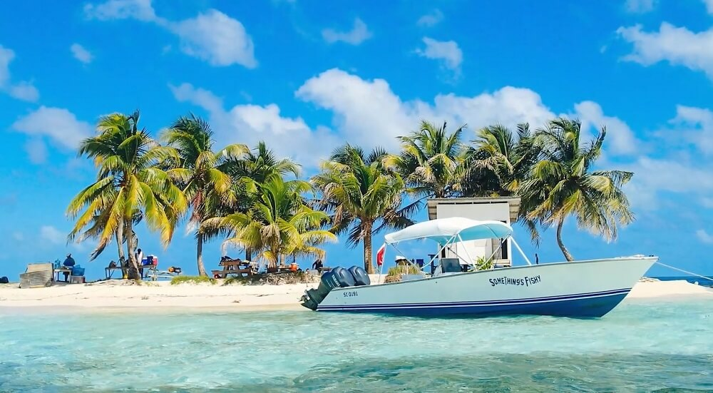 visit Silk Cayes in belize